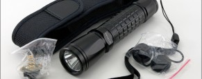 ITP SC2 Eluma Tactical Flashlight Review