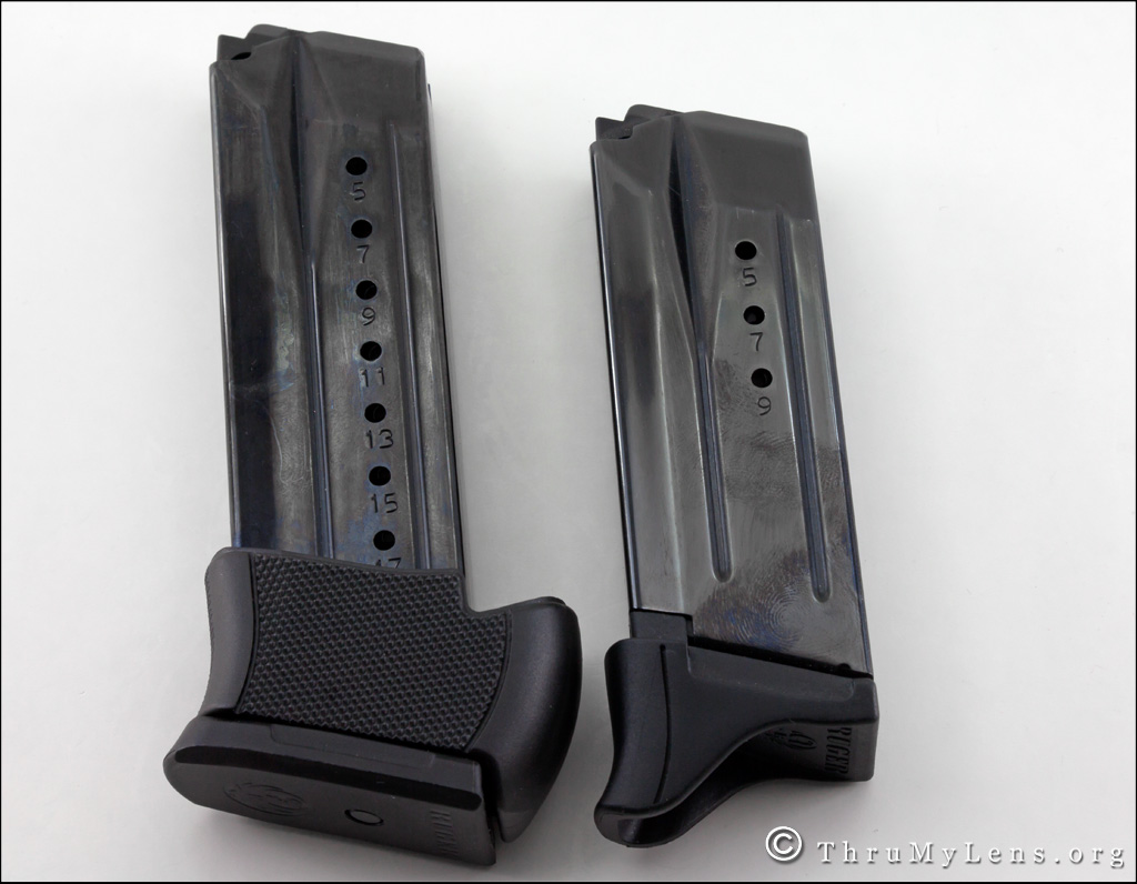 Carry with SR9c Extended Magazine as Spare - Page 2