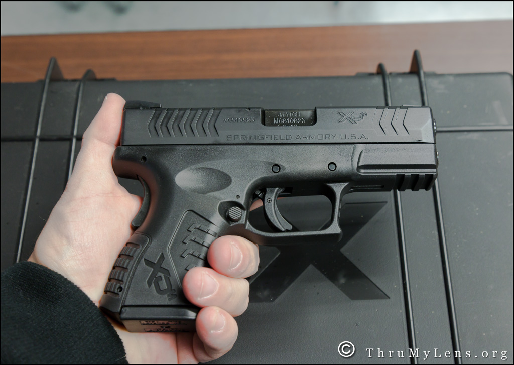 XDm 9mm Compact