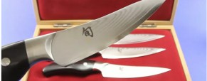 A Video Review of my Shun Ken Onion Designed Steak Knives
