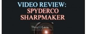 Review of the Spyderco Sharpmaker Knife Sharpening System