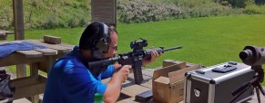 Shooting My S&W M&P 15 At Spring Valley Outdoor Gun Range