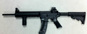 My Second Carbine Riffle – The S&W M&P 15-22