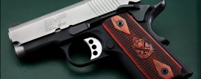 Review of the Springfield Armory EMP 9mm