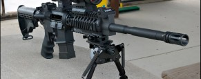 Review of the Harris Engineering S-BRM Bipod