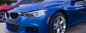 Review of the 2013 BMW 335i M Sport