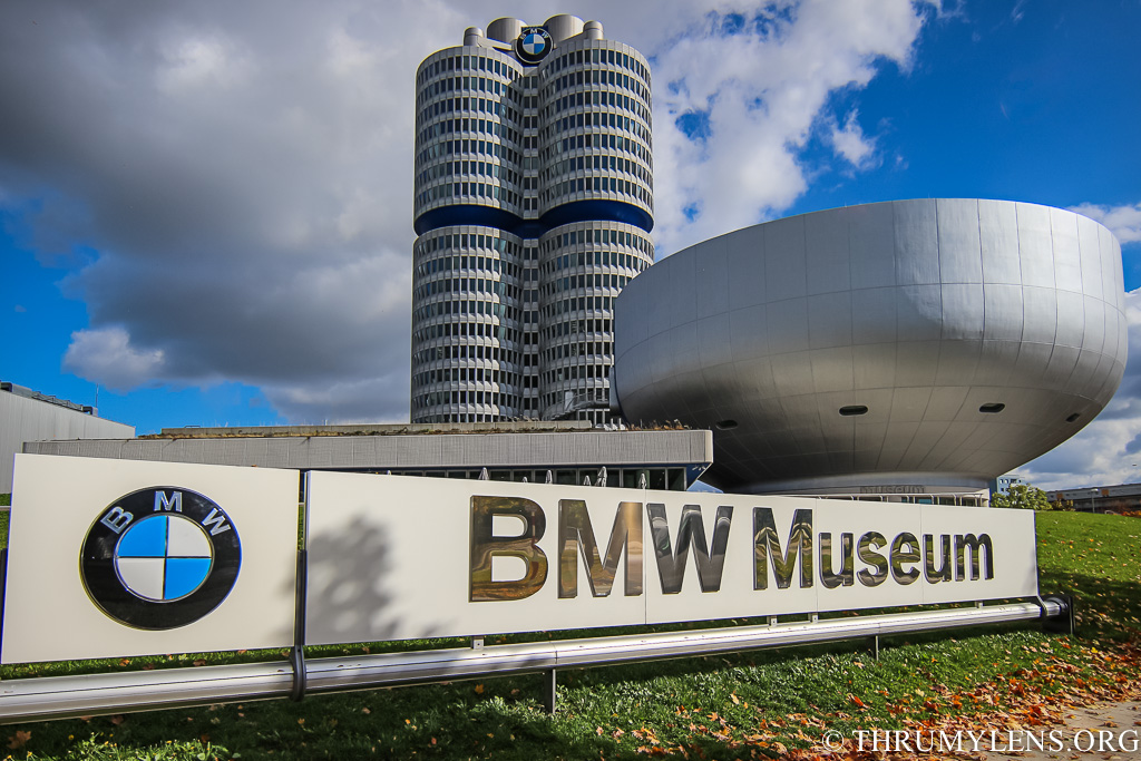 Trip to the Welt for a BMW European Delivery | ThruMyLens