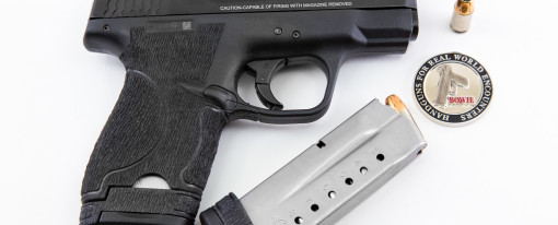 Review Of The M&P Shield Customized By Bowie Tactical