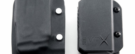Review of the SIG MPX Mag Holster By Red Hill Tactical